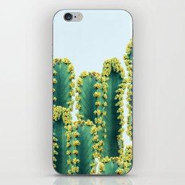 Adorned Cactus #society6 #artprints #buyart iPhone Skin