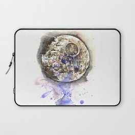 Star War Art Painting The Death Star Laptop Sleeve