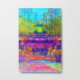 20180722 Metal Print