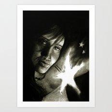 star light les Art Print