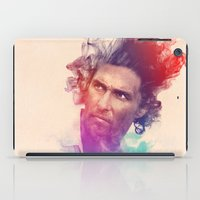 true detective iPad Cases featuring True Detective by Pepe Psyche