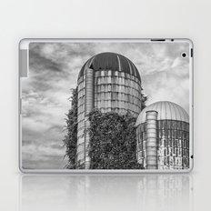 Abandoned Silos Laptop & iPad Skin
