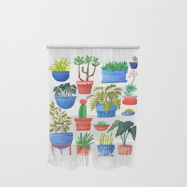 House Plants Wall Hanging