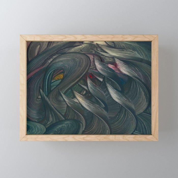 Eunomia Framed Mini Art Print