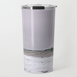 The Wave and the Wind Travel Mug