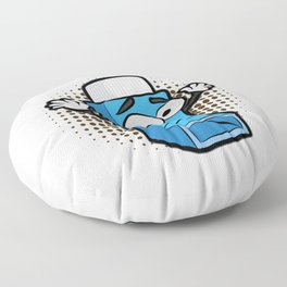 ASTHMA PLAYING LIFE ON HARD MODE Inhaler GIFT Floor Pillow