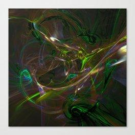 fractal world 9i Canvas Print