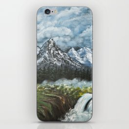 The Forest of Nemetius iPhone Skin