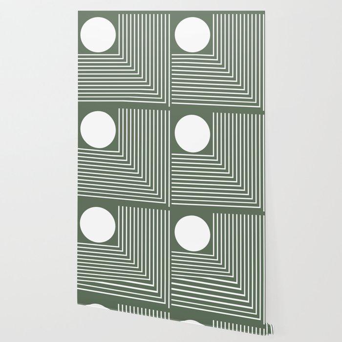 Stylish Geometric Abstract Wallpaper