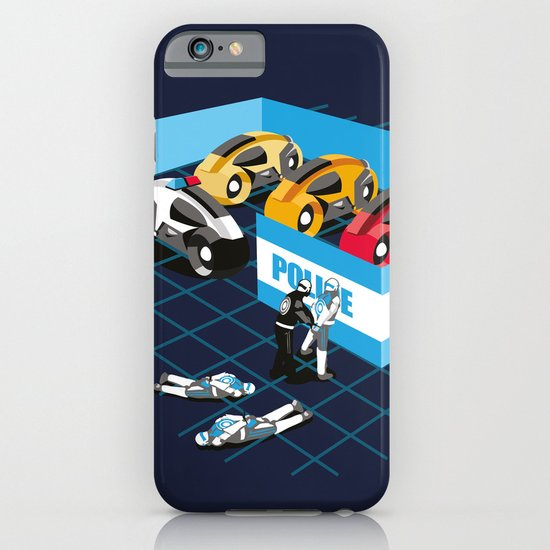 END OF LINE iPhone & iPod Case