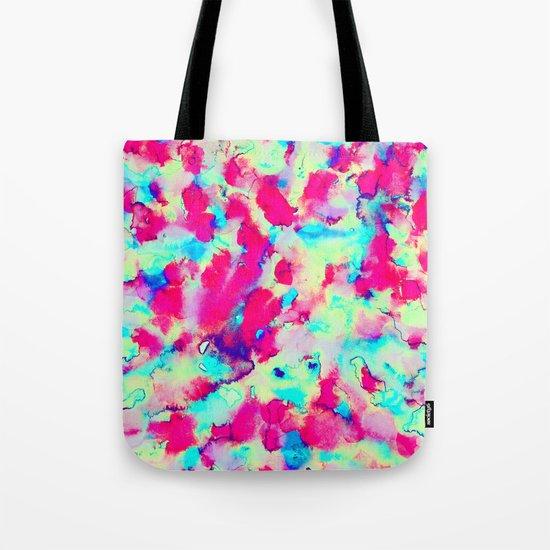 Vibrance Tote Bag