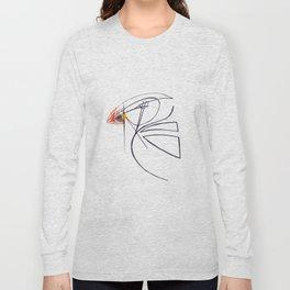 Puffin Love Long Sleeve T-shirt