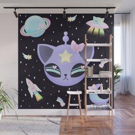 Space Cutie Wall Mural