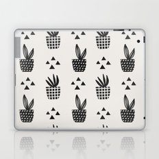Trendy Stamped Potted Plants Laptop & iPad Skin
