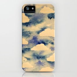 Cloud sky  iPhone Case