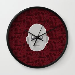 Fester - Addams Family Wall Clock