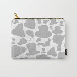 Cap a background Carry-All Pouch