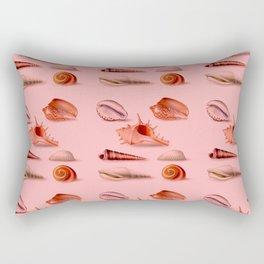 shell pattern Rectangular Pillow