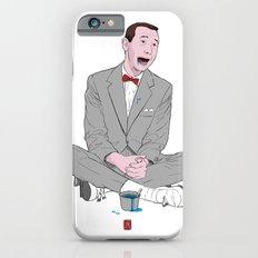 PEE-WEE HERMAN SMURF ICE CREAM Slim Case iPhone 6s