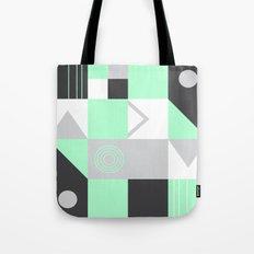Geometrie Tote Bag