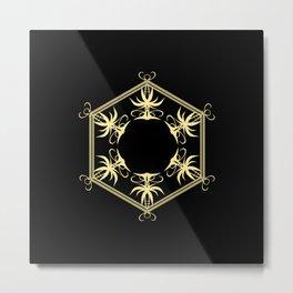 Magnet Metal Print