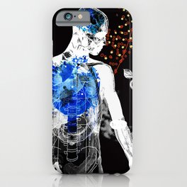 love and gravity version 34218 iPhone Case