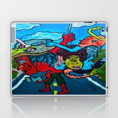 People and Generations  Laptop & iPad Skin