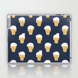 Meowlting Pattern Laptop & iPad Skin