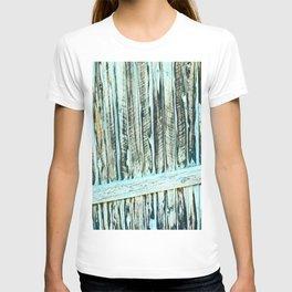 Abstract Wood T-shirt