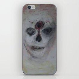 "Klub Dead ""Bullet Hole"" iPhone Skin"