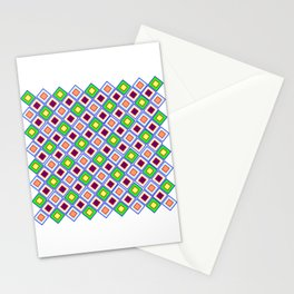 Klassik Muster   (A7 B0009) Stationery Cards