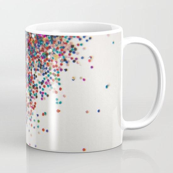 Fun II (NOT REAL GLITTER) Mug