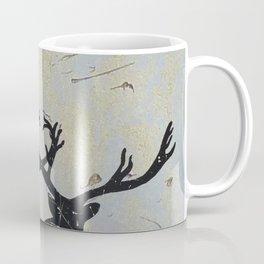 Reindeer Art Coffee Mug