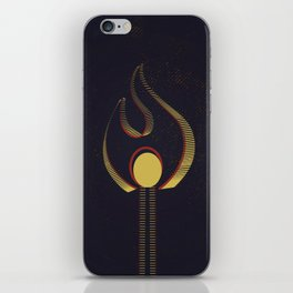 The Match iPhone Skin