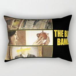 The Blind Banker Rectangular Pillow