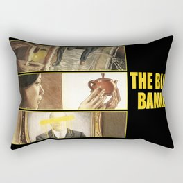 The Blind Banker Rectangular Pillow