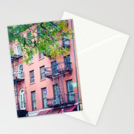 Pearl Street Stationery Cards