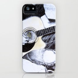 The Player iPhone Case