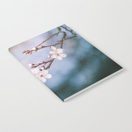 First Blossom Notebook