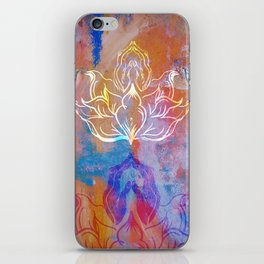 Bindu Alligning iPhone Skin