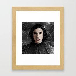 Kylo RAIN Framed Art Print