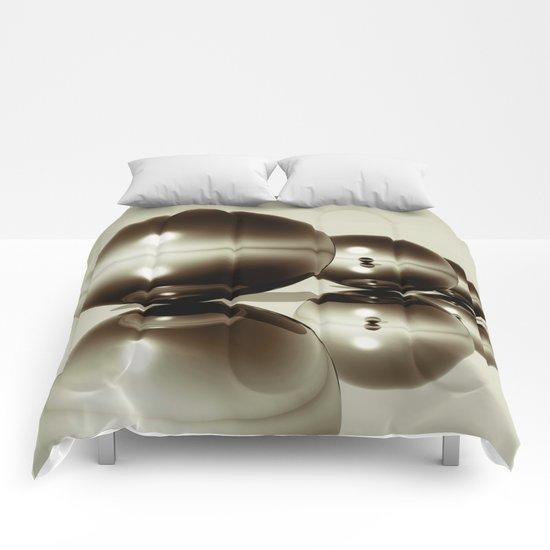 3spherescoffee Comforters