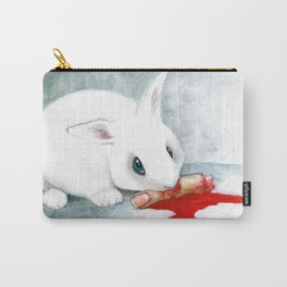 can i finish? Carry-All Pouch
