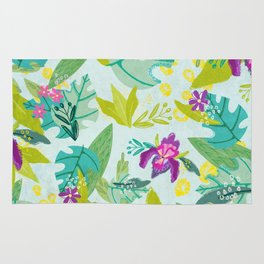 Tropical Retreat Rug