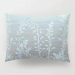 WILDFLOWERS - STRIPED OMBRE Pillow Sham