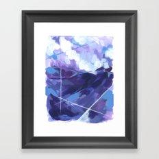 The Fields Framed Art Print