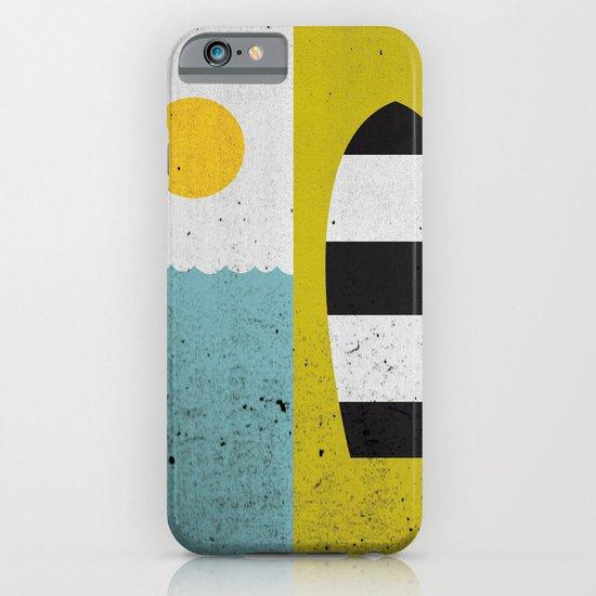 Sun & Board iPhone & iPod Case