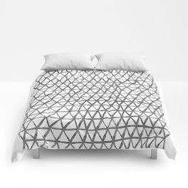 Trangles Comforters