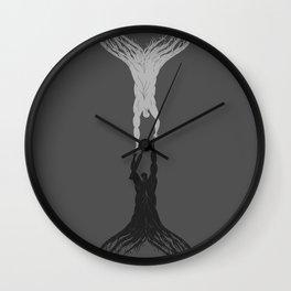 copernicopulae Wall Clock