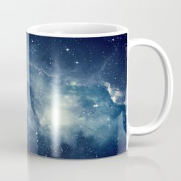 Galaxy Next Door Coffee Mug